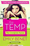 The Temp by Emily Benet (2014-12-18)