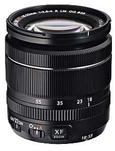 Fujifilm Fujinon XF18-55mmF2.8-4 R LM OIS Objectif Noir