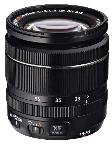 Fujifilm Lente con zoom Fujinon XF18-55mmF2.8-4 R LM OIS