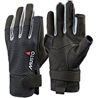 Musto Essential Sailing Long Finger Glove Black-M