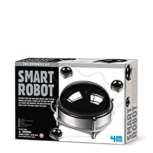 Great Gizmos Robot Intelligente - Smart Robot Fun Mechanics Kit