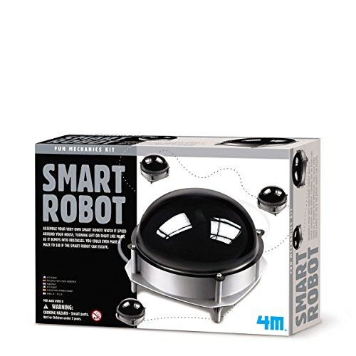 4M Kidz Labs Smart Robot