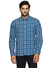 Arrow Sports Men's Checkered Slim Fit Casual Shirts at FLat 70% OFF low price image 10