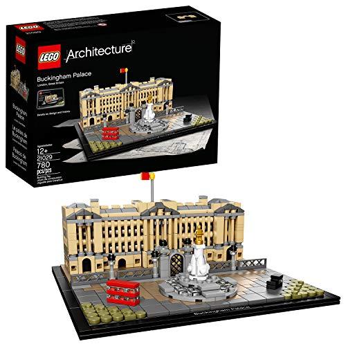 LEGO Architecture - Juego construcción Palacio Buckingham