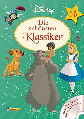 Disney Klassiker: Die schönsten Klassiker mit CD: Zum Vorlesen und Anhören! (Geschichte Drei Könige Der)