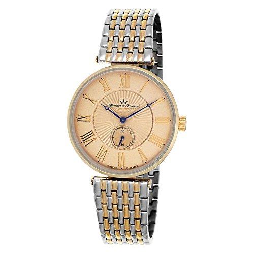Reloj Yonger & Bresson hombre Beige–HMB 076/EM