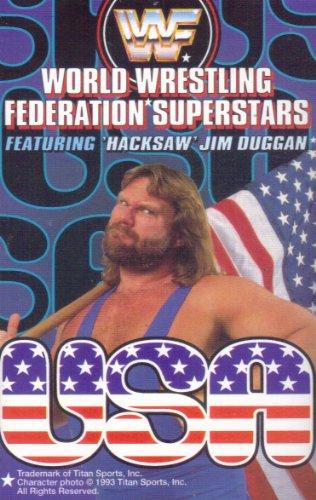 World Wrestling Federation Superstars featuring 'Hacksaw' Jim Duggan