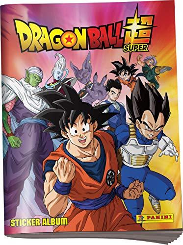Panini France SA-Álbum Dragon Ball Super 2, 2603-009