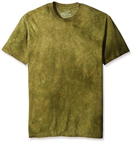 The Mountain Unisex Erwachsen Gr. M Cypress Batik T Shirt (Herren Shirt Cypress)