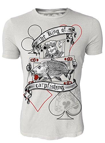 Für Den Karpfenangler! Angelsport Hotspot Design Angler T-shirt Carpfishing Is My Life