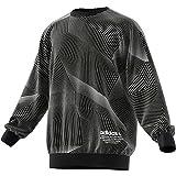 adidas NMD Allover Print Sweatshirt Herren, Black, XL