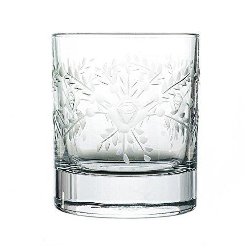 Bicchiere Tumbler in cristallo cl 29 con