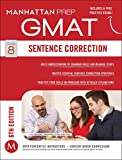 Sentence Correction GMAT Strategy Guide (Manhattan Prep GMAT Strategy Guides)