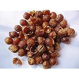 NPRC Reetha Raw and Dried Natural Form (Brown, 100g)