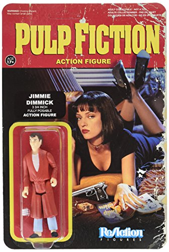 Pulp Fiction - Figurine Wave 1 ReAction Jimmy 10 cm