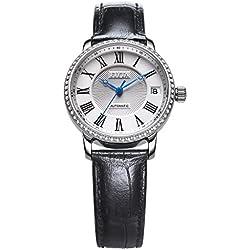 FIYTA Ladies Zirconia Quartz Watch - Classic
