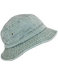 Dorfman Pacific Unisex Cotton Summer Bucket Hat