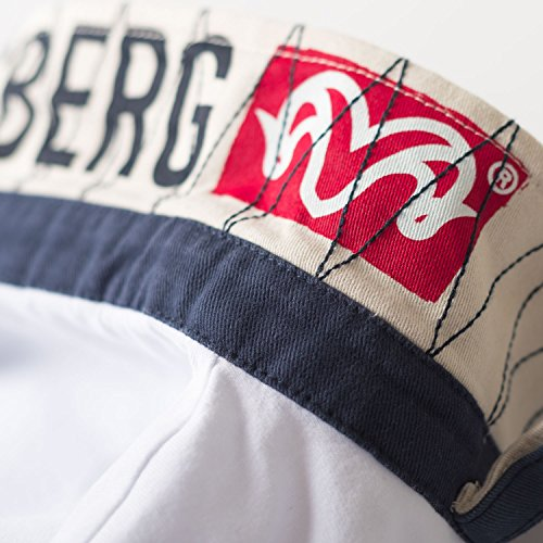 CARL TORSBERG Long Beach Poloshirt Weiß