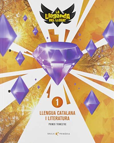 Llengua catalana i literatura 1r primària LA La Llegenda del Llegat (Projecte La Llegenda del Llegat)