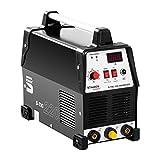 Stamos Power - S-TIG 220 - WIG-Schweißgerät - 220 Ampere Schweißstrom - zusätzliche E-Hand-Schweißfunktion - 60% Einschaltdauer - HF Zündung - Powerventilatoren