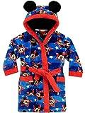 Disney - Bata para niños - Mickey Mouse Azul 2-3 Años