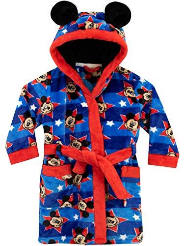 Disney - Bata niños - Mickey Mouse Azul 2-3 Años