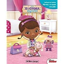Doctora Juguetes. Mi libro-juego: Incluye un cuento, figuritas y un tapete pata jugar. (Disney. Doctora Juguetes)