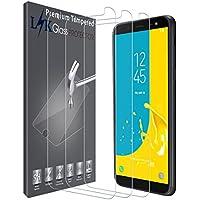 LK Pellicola Protettiva per Samsung Galaxy J6 2018, [3 Pack] Protezione Schermo Vetro Temperato Screen Protector [Garanzia di Sostituzione a Vita]