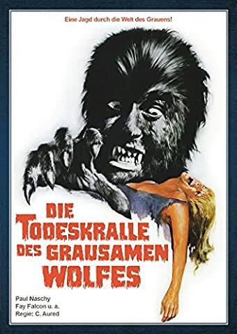 Die Todeskralle des grausamen Wolfes - Paul Naschy: Legacy of a Wolfman 6 [Blu-ray] [Import anglais]