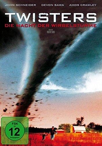 Twisters - Die Nacht der Wirbelstürme Preisvergleich