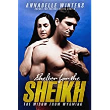Shelter for the Sheikh: A Royal Billionaire Romance Novel (Curves for Sheikhs Series Book 9) (English Edition)