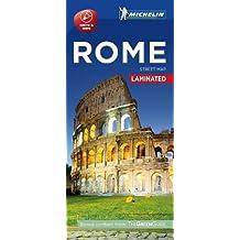 Rome - Michelin City Map 9203: Laminated City Plan (Michelin City Plans)