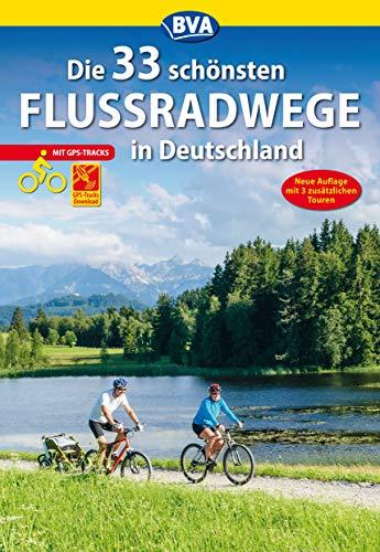 Die 33 schönsten Flussradwege in Deutschland mit GPS-Tracks Download (Die schönsten Radtouren und Radfernwege in Deutschland) Ems Gps