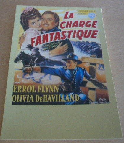 fantasy-film-raoul-walsh-the-charge-10x15-cm-postcard