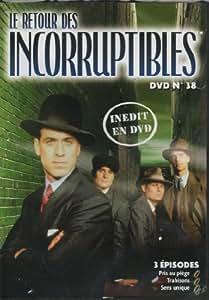 Les incorruptibles. L'integrale de la serie DVD N° 38 (3 episodes)