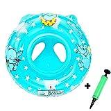 Baby Schwimmring, Baby Schwimmsitz, Kleinkind Kinder Schwimmender Schwimmen Ring, Verdickung PVC Baby Schwimmring, Baby Schwimmring mit Hautfreundlichen PVC Passt für Infant Kleinkind Schwimmhilfe