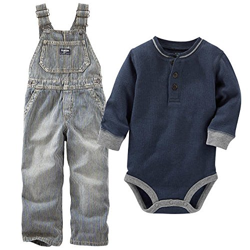 oshkosh-bgosh-boys-2-piece-overall-set-navy-stripes-18-m