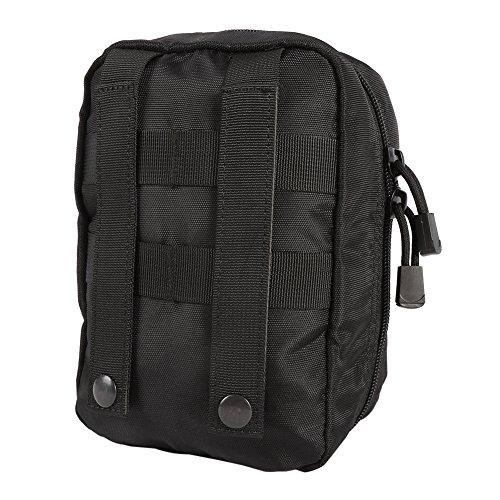 Reefa Tactical EMT Notarzt IFAK Taschen Schwarz