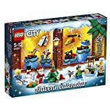 LEGO 60201 City Advent Calendar 2018 Christmas Countdown Building Toy for Kids
