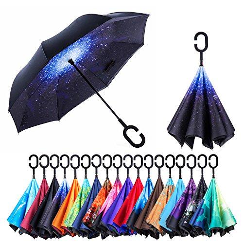 Le parapluie tel qu'il devrait exister depuis longtemps !