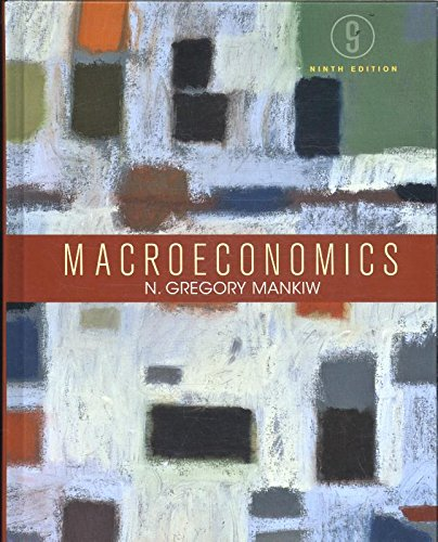 Macroeconomics par N. Gregory Mankiw
