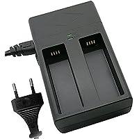 Dual Chargeur pour DJI Osmo portable 4K Caméra DJI Zenmuse X3 X5 X5R HB01-522365 pour deux Accus