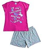 lie ins unicorni Besties WiFi Girls Short pigiama rosa PJ 9–16anni Rosa Pink