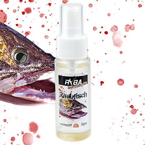 Preisvergleich Produktbild Ryba - Stinkbombe - Lockstoff Spray - Raubfisch - Zander,  Hecht,  Barsch - 50ml