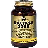 SOLGAR - Lactase 3500 à croquer - 30 Comprimés