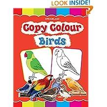Copy Colour - Birds (Copy Colour Books)