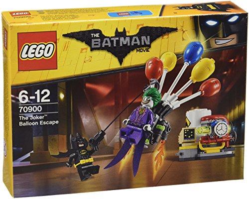 LEGO 70900 Batman Movie The Joker Balloon Escape Batman Toy