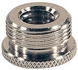 Wittner 9371 0, 375-0.625-Zoll Gewinde-Adapter für Mikrofon