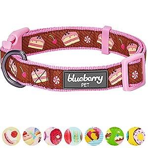 Vor dem Start unserer neuen 'Süße Feinschmecker' Kollektion von Blueberry Pet, habe ich persönlich, als Hundebesitzer und Chefredakteur, nie an ein Kuchen-Hundehalsband jeglicher Art gedacht. Diese Kollektion hat das schnell geändert und ich bin über...