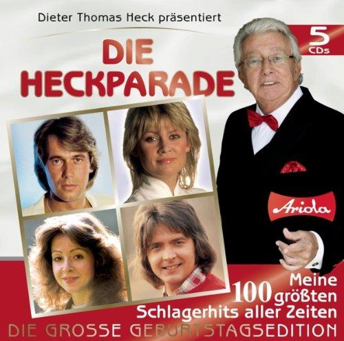 Dieter Thomas Heck Präsentiert: die Heckparade-M hier kaufen